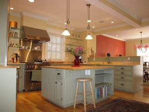 custom kitchen cabinets, kitchen renovation